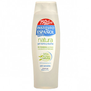 Instituto Español NATURA Gel de Baño 750 ml