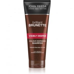 John Frieda Brillant Brunette Colour Deepening Shampoo 250 ml
