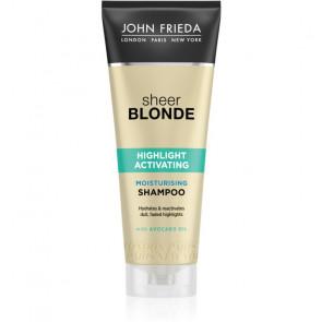 John Frieda Sheer Blonde Highlight Activating Shampoo 250 ml