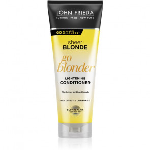 John Frieda Sheer Blonde Lightening Conditioner 250 ml