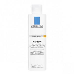 La Roche-Posay KERIUM Shampooing Creme Antipelliculaire Micro-Exfoliant 200 ml
