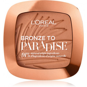 L'Oréal Bronze To Paradise Powder - 02 Baby One More Tan