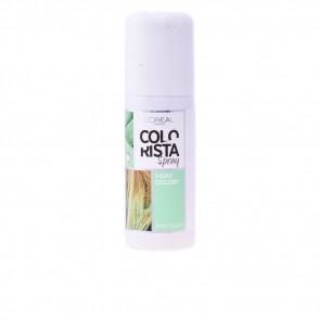 L'Oréal COLORISTA Spray 1-Day Color 3 Mint 75 ml