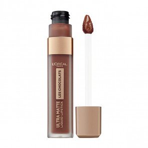 L'Oréal LES CHOCOLATS Ultra matte Liquid Lipstick 842 Candy Man