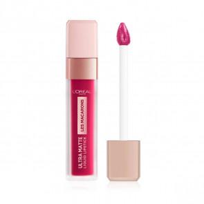 L'Oréal LES MACARONES Ultra Matte Liquid 838 Berry Cheerie