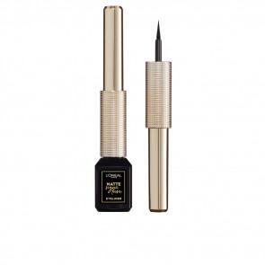 L'Oréal Matte Signature Eyeliner - 01 Ink