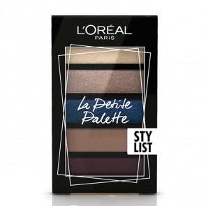 L'Oréal Mini Eyeshadow Palette 04 Stylist