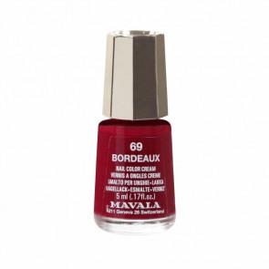 Mavala Mini Esmalte uñas - 69 Bordeaux