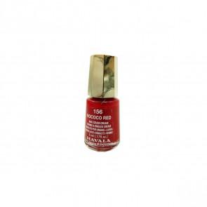Maybelline Mini Esmalte uñas - 156 Rococo Red