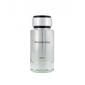 Mercedes-Benz SILVER Eau de toilette 120 ml