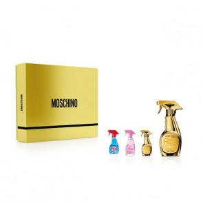 Moschino Lote FRESH COUTURE GOLD Eau de parfum