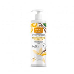 Natural Honey VAINILLA LOCIÓN CORPORAL HIDRATANTE Loción corporal 700 ml