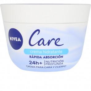 Nivea Care Nutrición Profunda Crema para Cara y Cuerpo 400 ml