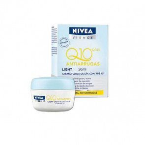 Nivea Q10 PLUS Anti-Arrugas Día Pieles Mixtas SPF15 50 ml
