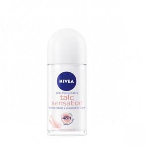 Nivea TALC SENSATION Desodorante Roll-On 50 ml