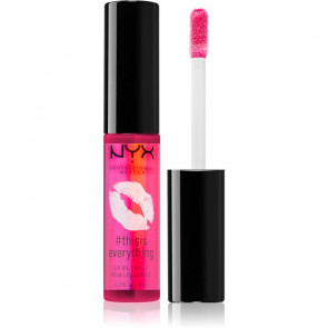 NYX Thisiseverything Lip oil - Sheer berry 8 ml