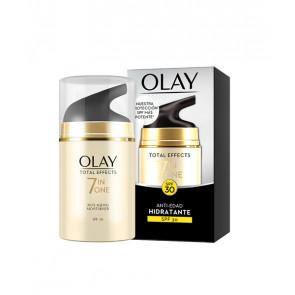 Olay TOTAL EFFECTS Anti-Edad Hidratante de Día SPF30 50 ml