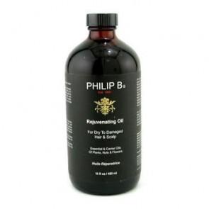 Philip B REJUVENATING OIL For Dry to Damaged Hair & Scalp 480 ml