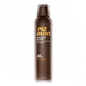 Piz Buin INSTANT GLOW Skin Illuminating Sun Spray SPF30 150 ml