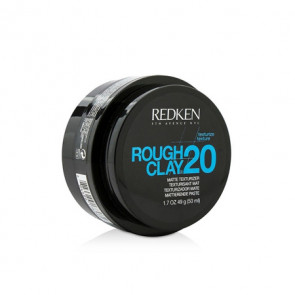Redken ROUGH CLAY 20 Matte Texturizer Fijador Textura Mate 50 ml