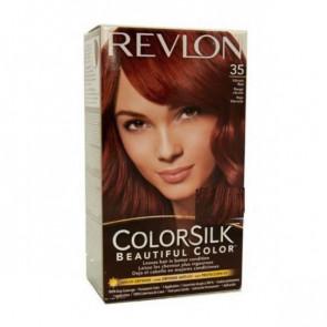 Revlon COLORSILK - 35 Rojo Vibrante