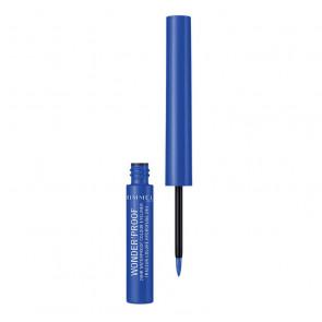 Rimmel WONDER'PROOF Waterproof Eyeliner 005 Pure Blue