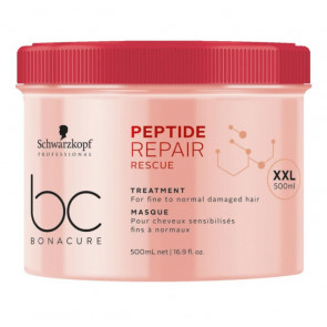 Schwarzkopf BC Peptide Repair Rescue Treatment 500 ml