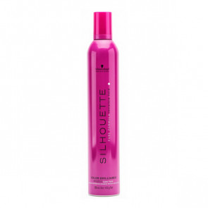 Schwarzkopf SILHOUETTE Color Brillance Mousse Super Hold 200 ml