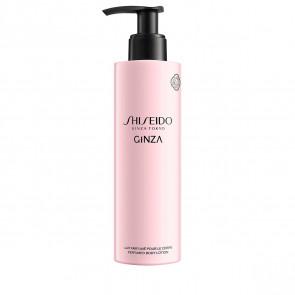 Shiseido GINZA Loción corporal 200 ml