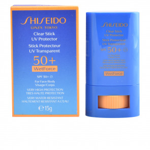 Shiseido SUN CLEAR STICK UV PROTECTOR Face/Body SPF50+