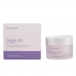 Skeyndor GLOBAL LIFT Lift Contour Face and Neck Cream Normal Skins 50 ml