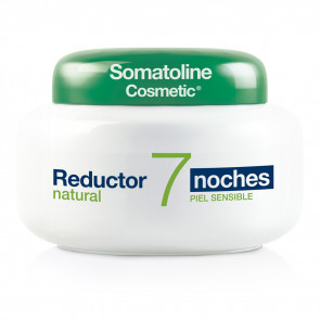 Somatoline Cosmetic REDUCTOR 7 NOCHES NATURAL Crema corporal 400 ml