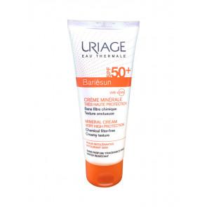 Uriage Bariésun Crema Mineral SPF50+ 100 ml