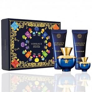 Versace Lote DYLAN BLUE POUR FEMME Eau de parfum