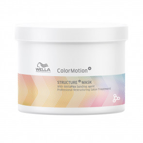 Wella Color Motion Structure Mask 500 ml