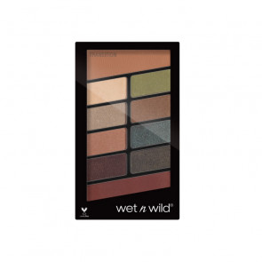 Wet N Wild Color Icon 10 Pan Palette - E759 Comfort zone