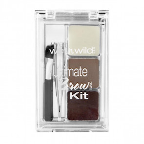 Wet N Wild Lote ULTIMATE BROW KIT Set para el cuidado de cejas