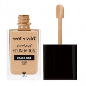 Wet N Wild Photofocus Foundation - Golden Beige 30 ml