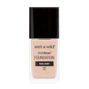 Wet N Wild Photofocus Foundation - Nude ivory 30 ml