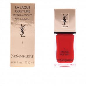 Yves Saint Laurent LA LAQUE COUTURE 01 Rouge Pop Art 10 ml