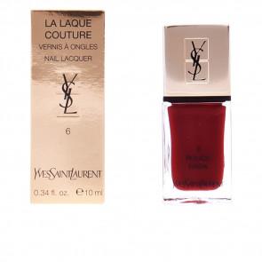 Yves Saint Laurent LA LAQUE COUTURE 06 Rouge Dada 10 ml