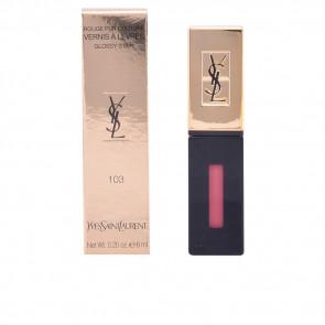 Yves Saint Laurent ROUGE PUR COUTURE Vernis à Lèvres 103 Pink no Taboo 6 ml