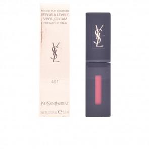 Yves Saint Laurent ROUGE PUR COUTURE Vernis à Lèvres 401 Rouge Vinyle