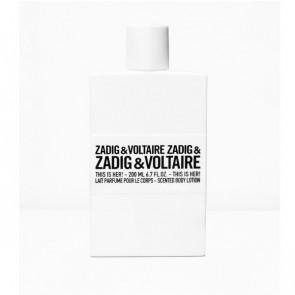 Zadig & Voltaire THIS IS HER! Loción corporal 250 ml