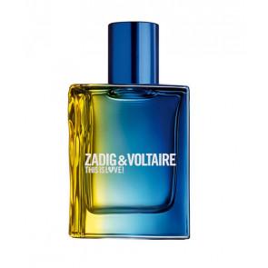 Zadig & Voltaire THIS IS LOVE! FOR HIM Eau de parfum 50 ml