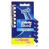 Gillette BLUE II PLUS Cuchilla de Afeitar Desechable 6 U