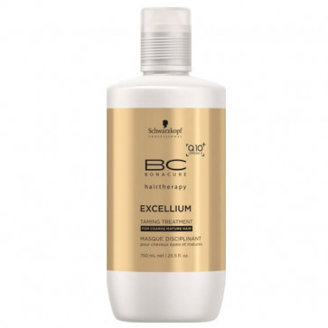 Schwarzkopf BC EXCELLIUM Taming Treatment 750 ml