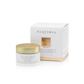 Alqvimia Essentially Beautiful Crema Hidratante y Equilibrante de Día para Pieles Mixtas/Grasas 50 ml