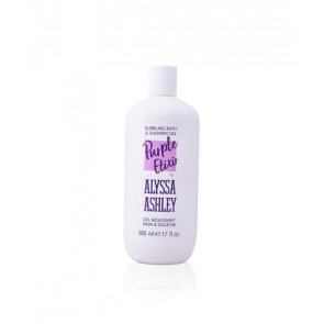 Alyssa Ashley PURPLE ELIXIR Bubbling Bath & Shower Gel 500 ml