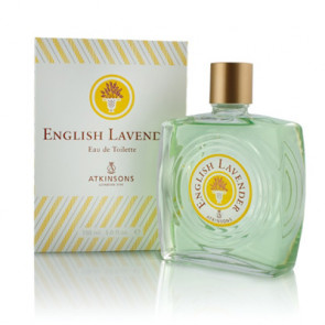 Atkinsons ENGLISH LAVENDER Eau de toilette 150 ml